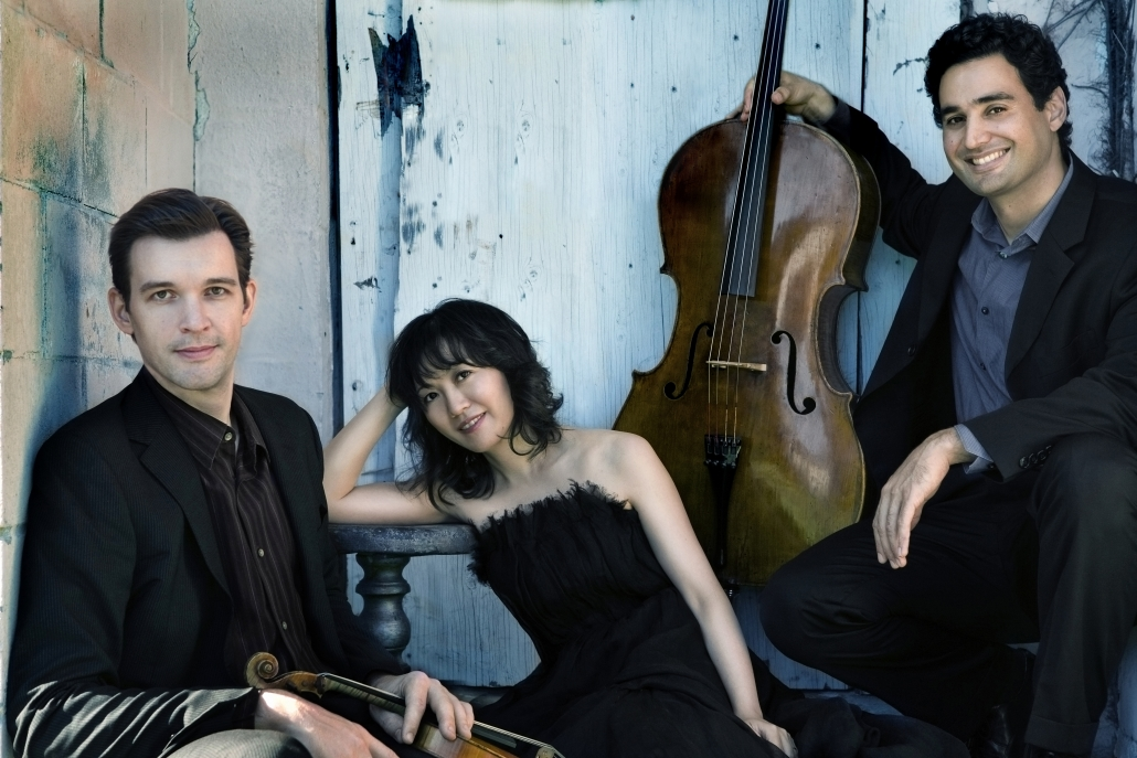 The Horszowski Trio at the Grand Montgomery Chamber Music Series