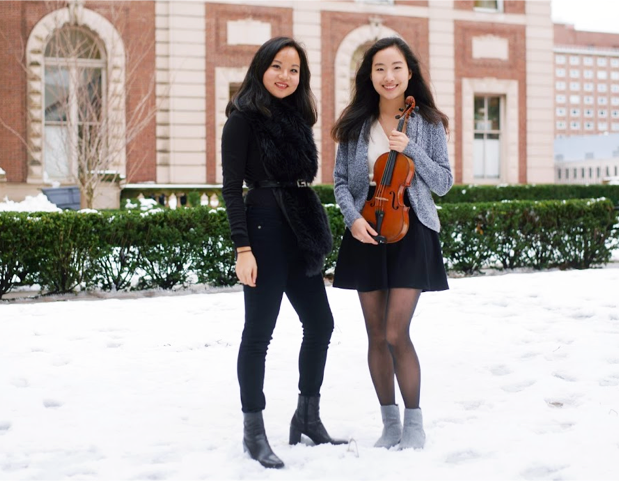 Sein & Cindy Duo at the Grand Montgomery Chamber Music Series