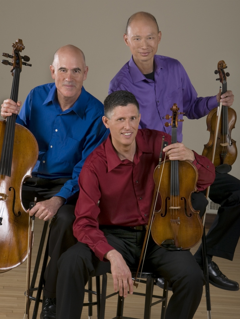 Adaskin Trio at the Grand Montgomery Chamber Music Series