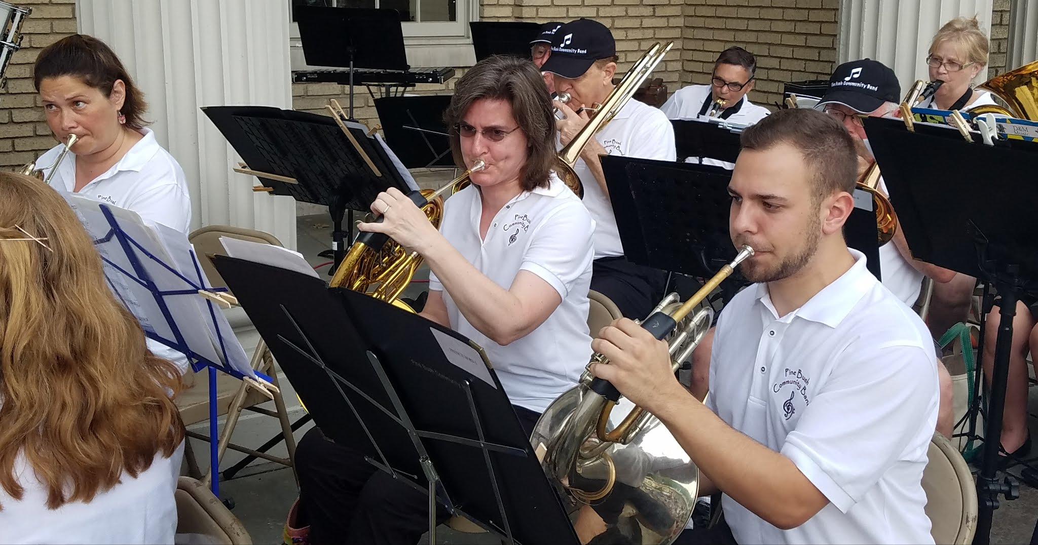 Pine Bush Community Band at the Grand Montgomery Chamber Music Series