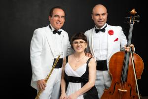 Malolli Trio - Hudson Valley Chamber Players at Grand Montgomery Chamber Music Series