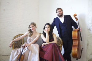Neave Trio - Hudson Valley Chamber Players at Grand Montgomery Chamber Music Series