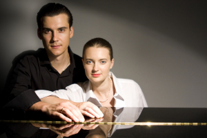 Shelest Piano Duo - Hudson Valley Chamber Players at Grand Montgomery Chamber Music Series